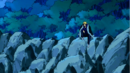 Laxus sitting on a hill.png