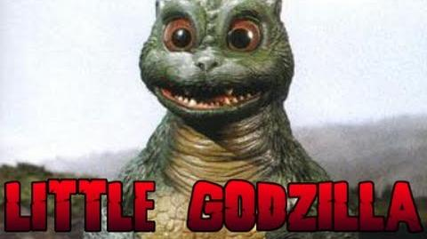 Little Godzilla Roars (Godzilla vs. SpaceGodzilla)