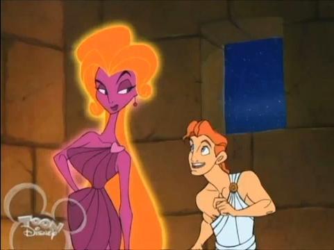 Image - Aphrodite&Herc-Hercules and the Dream Date.jpg ...