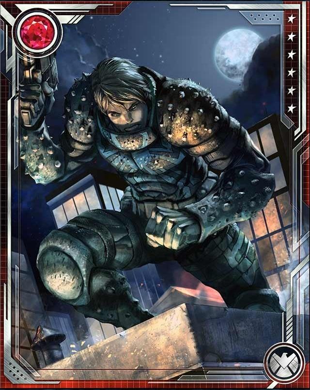 Boxer agent venom marvel war of heroes wiki