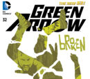 Green Arrow: Broken
