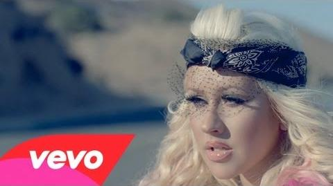 "Christina Aguilera - ""Your Body"" Teaser 3"