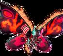 Burning Mothra