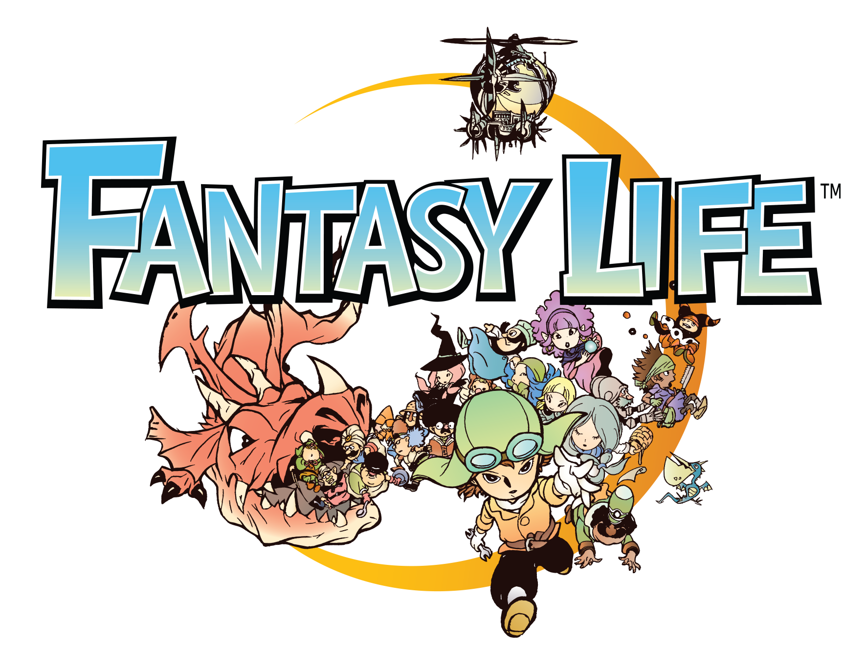 This Week's Nintendo Releases  Fantasy_Life_final_logo