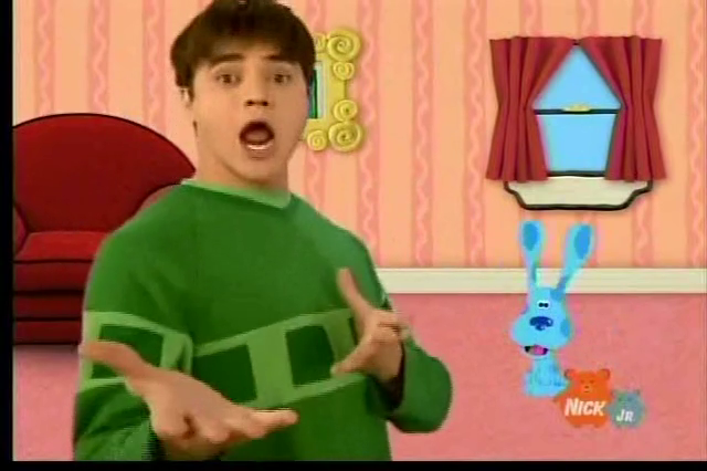 The Snack Chart - Blue's Clues Wiki
