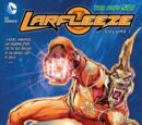 Larfleeze: Revolt of the Orange Lanterns (Collected)