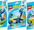 5003809 Mixels Blue Collection