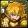 No.1447  黄金聖闘士・獅子座のアイオリア(黃金聖鬥士・獅子座 艾奧里亞)