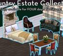 Country Estate Decor Collection
