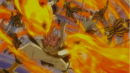 Natsu hits the soldiers with Wing Attack.png