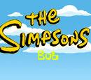 The Simpsons Bob (Bob SquarePants)