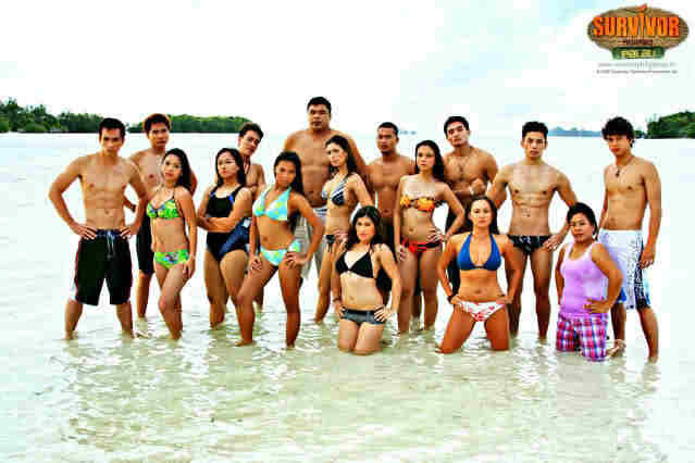 meet the cast survivor philippines rc