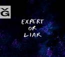 Expert or Liar