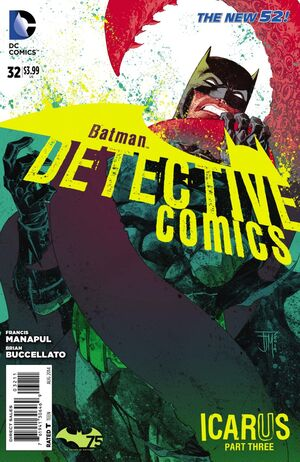 [DC Comics] Batman: discusión general 300px-Detective_Comics_Vol_2_32