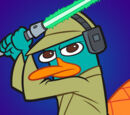 Perry the rebelpus
