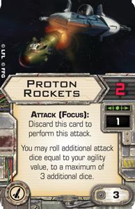 Proton Rockets X Wing Miniatures Wiki