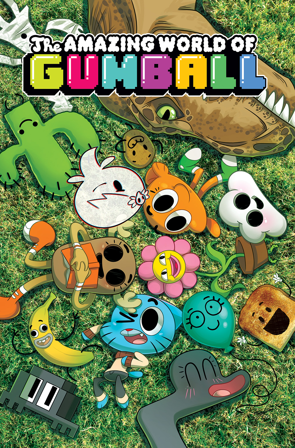 the amazing world of gumball Welcome welcome to the amazing world of gumball wiki, the gumball encyclopedia, the wattersons meet the not-so-average family, the wattersons read more , featured article kip schlezinger is the designated television news reporter in the amazing world of gumball read more , featured song.