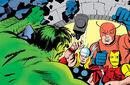 Avengers (Earth-616), Bruce Banner (Earth-616) and Namor McKenzie (Earth-616) from Avengers Vol 1 3 0001.jpg