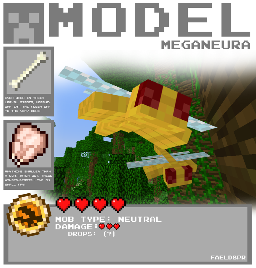 Minecraft Meganeura By Faeldspr-d52yf0t.png
