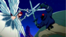 Erza battles Daphne's monsters.PNG