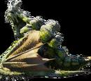 Encyclopédie des Monstres : Wyvernes volantes