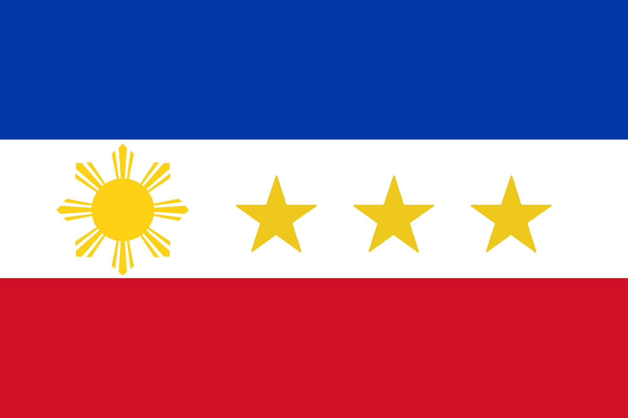 Atractivo Colorear Bandera De Filipinas Fotos - Enmarcado Para ...