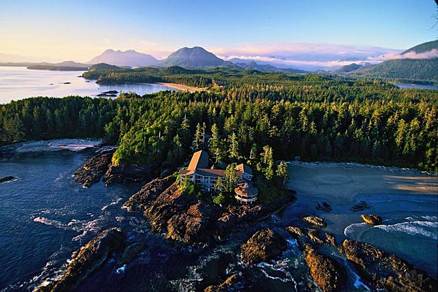 Image Wickaninnish Inn Hotel Tofino Vancouver Island Bc Canada Jpg People Don T Have To Be