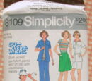 Simplicity 8109 A