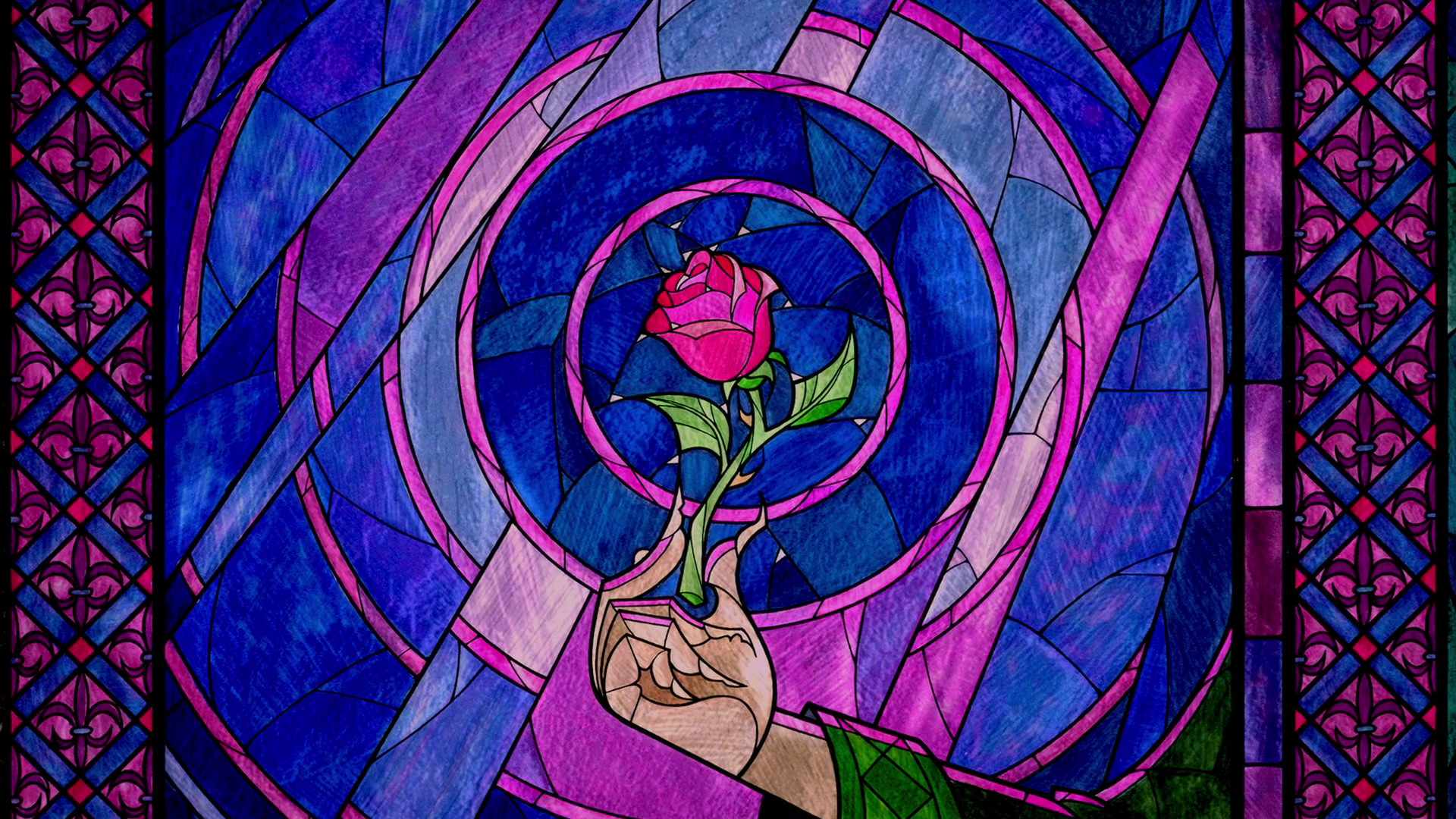 Image - Enchanted rose...
