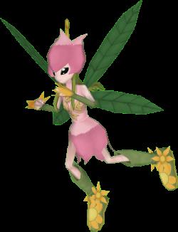 Marineangemon Dmo Lillymon - Digimon Mas...