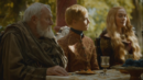 Pycelle at joffrey margaery wedding.png
