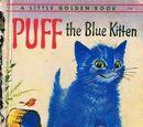 Puff the Blue Kitten