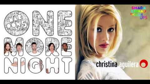 Maroon 5 vs. Christina Aguilera - One More Genie