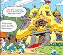 Smurf Village Bank