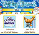 Holiday Blowout