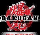 Los Peleadores de la Batalla Bakugan: Nueva Vestroia
