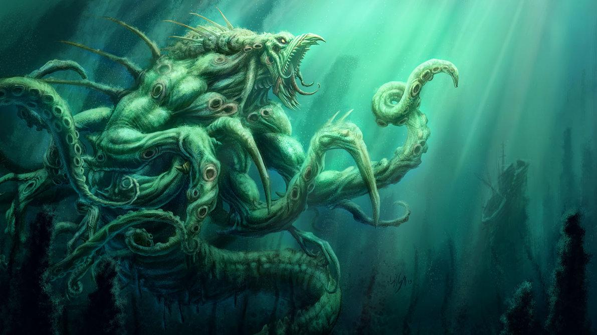 --Kraken-- Kraken_v2_by_elmisa-d70nmt4