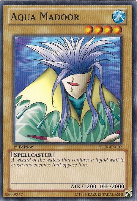 Aqua Madoor Yu Gi Oh Wikia
