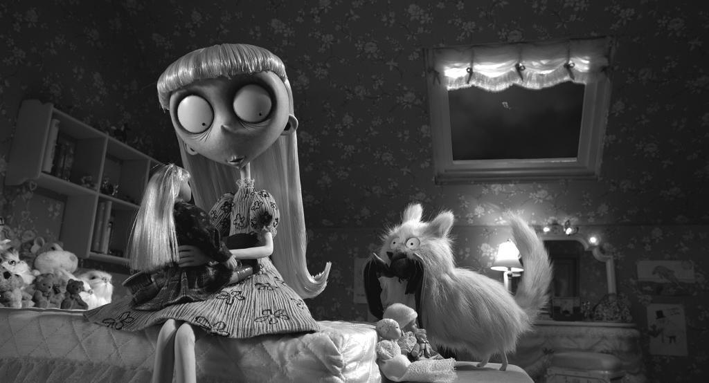 Frankenweenie Weird Girl Full resolution