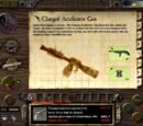 Charged Accelerator Gun