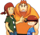 List of minor Mega Man Legends series characters