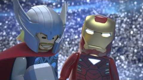Lego marvel superheroes sobrecarga máxima