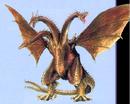 Concept Art - Rebirth of Mothra 3 - Cretaceous King Ghidorah 2.png