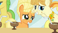 meet applejack mlp orange