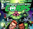 Green Lantern Corps Vol 3 1