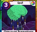 Clairvoyant Daggerstorm
