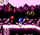 Sonic Blast zones