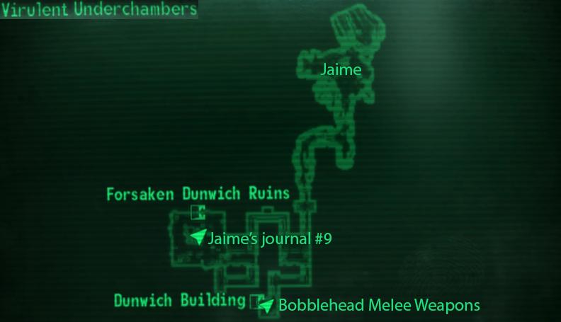 Dunwich Building Fallout  Virulent Underchambers