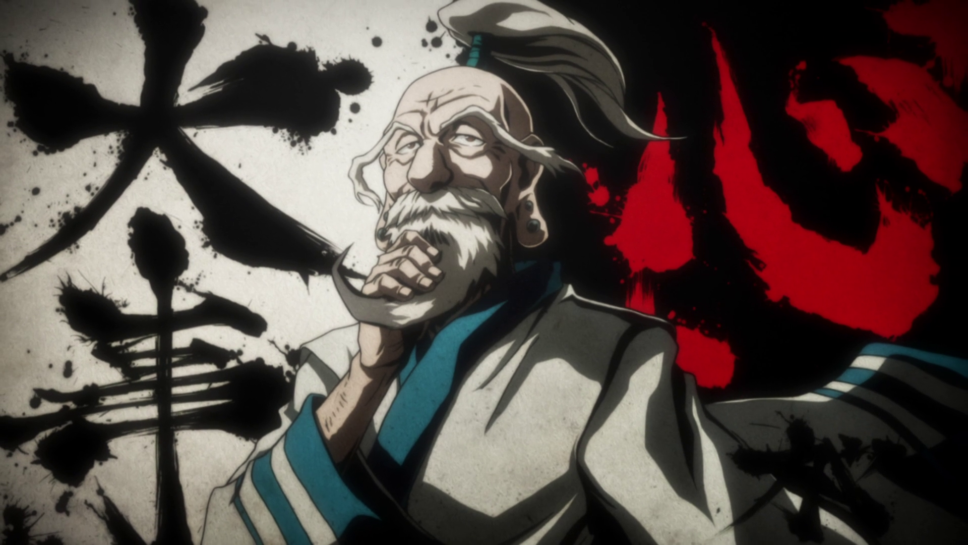 how tall is isaac netero