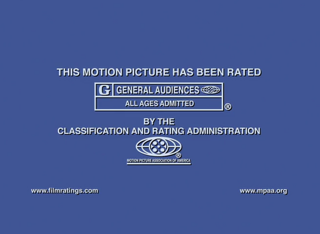 g Movie Rating Movie Ratings Explained